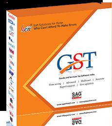 Gen GST Software India